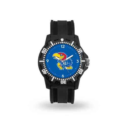 WTMDT310101: Kansas University Model Three Watch