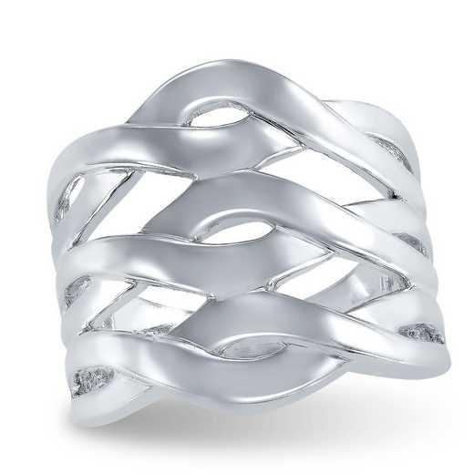 Touchstone Addison Engravable Ring