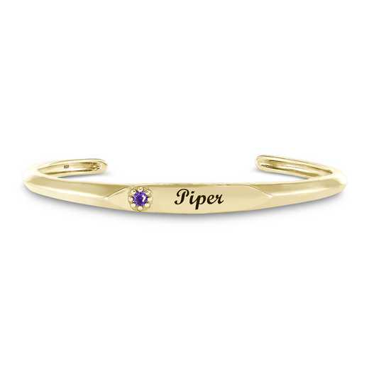 Posey Personalized Ring