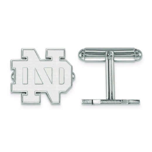 SS011UND: SS LogoArt University of Notre Dame Cuff Link