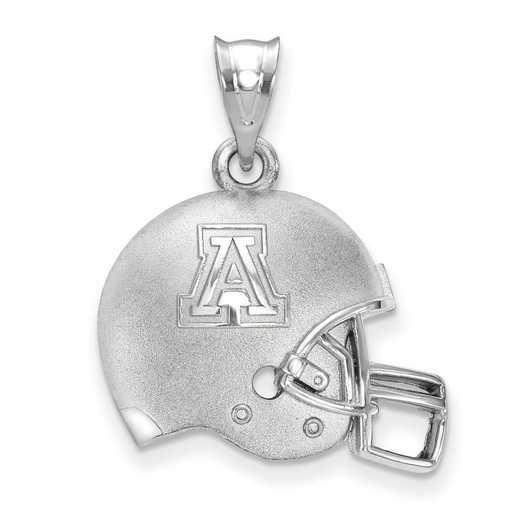 SS505UAZ: SS LogoArt Univ of Arizona 3D Football helmet w/Logo Pen