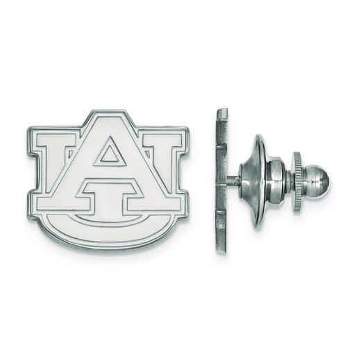 SS011AU: SS LogoArt Auburn University Lapel Pin