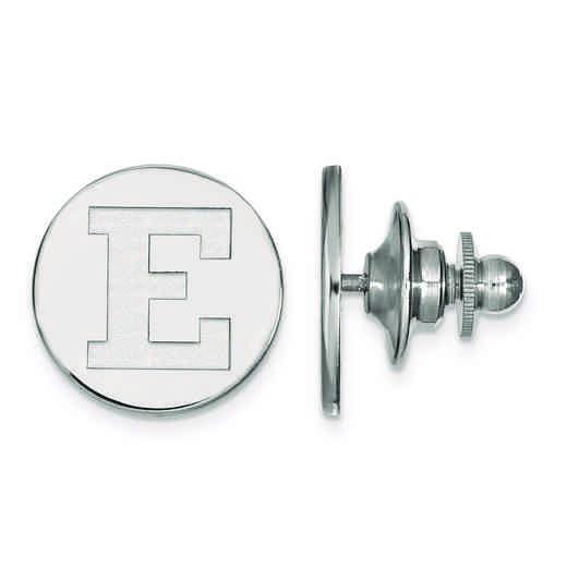 SS020EMU: SS LogoArt Eastern Michigan University Lapel Pin