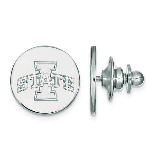 SS005IAS: SS LogoArt Iowa State University Lapel Pin
