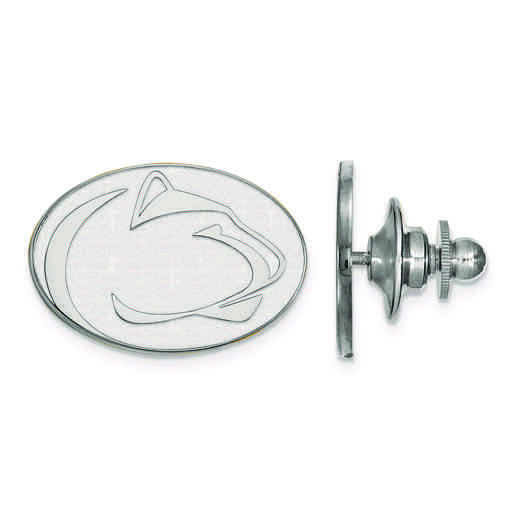 SS015PSU: SS LogoArt Penn State University Lapel Pin
