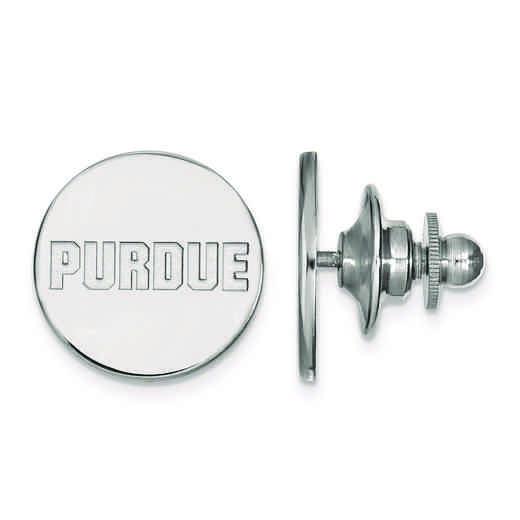 SS071PU: SS LogoArt Purdue Lapel Pin