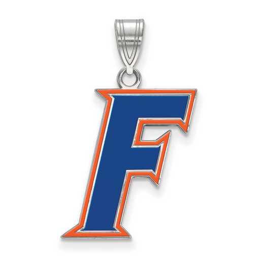 SS088UFL: SS LogoArt Univ of Florida LG Enamel Pendant