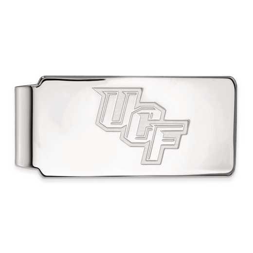 SS017UCF: SS LogoArt Univ of Central Florida Money Clip