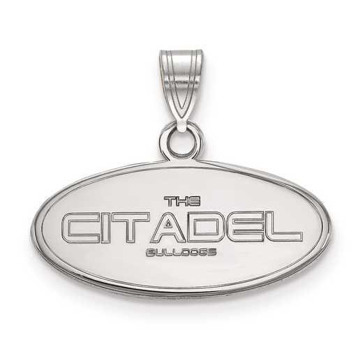 SS027TCI: SS LogoArt The Citadel Small PEND