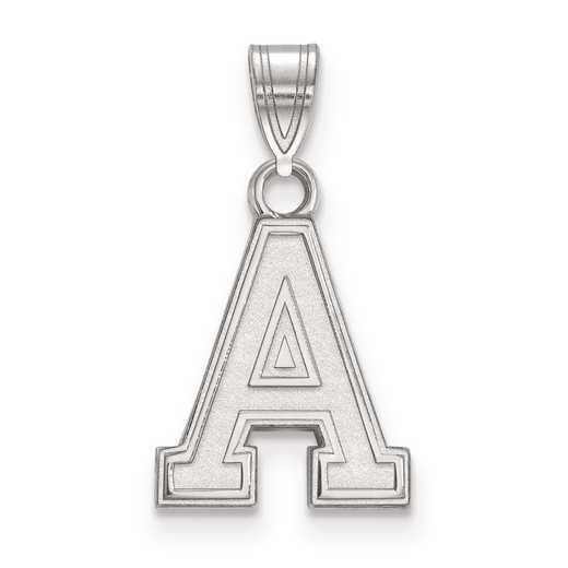 SS002USMA: SS LogoArt U.S. Military Academy Small PEND