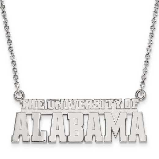 SS084UAL: SS LogoArt University of Alabama Large PEND