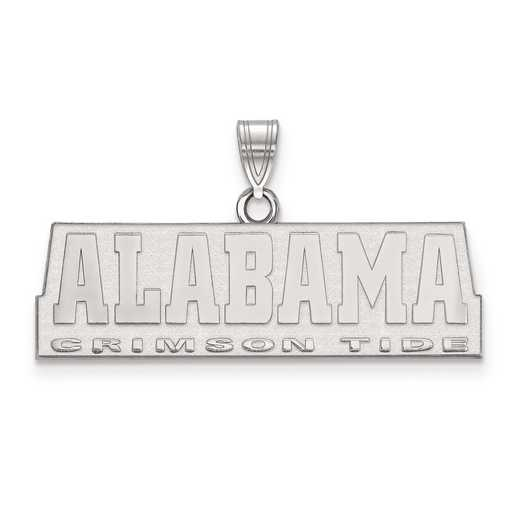 SS077UAL: SS LogoArt University of Alabama Medium PEND