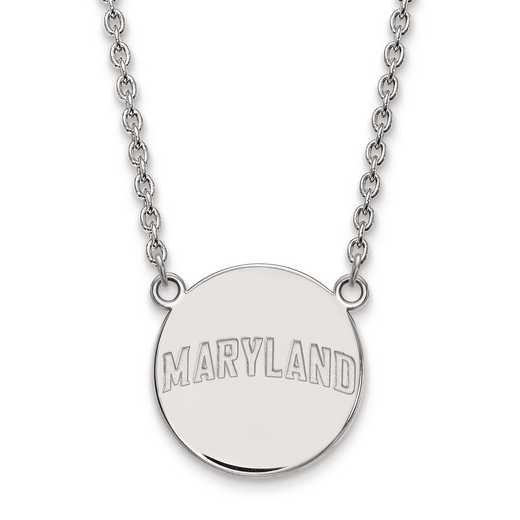 SS045UMD-18: S S LogoArt Maryland Large Disc Pend
