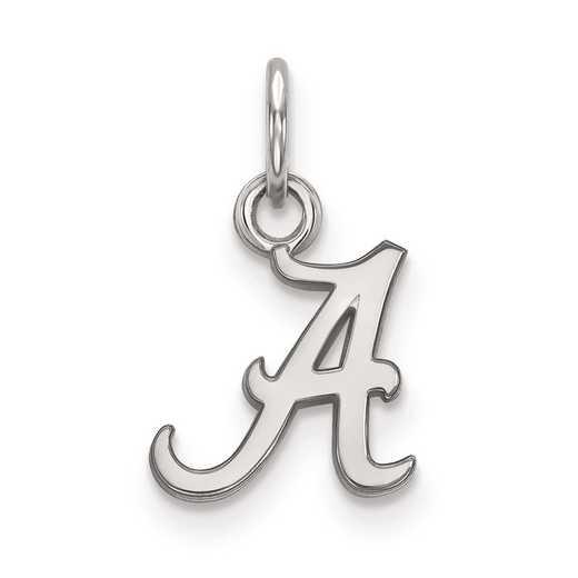SS001UAL: SS LogoArt University of Alabama XS Pendant