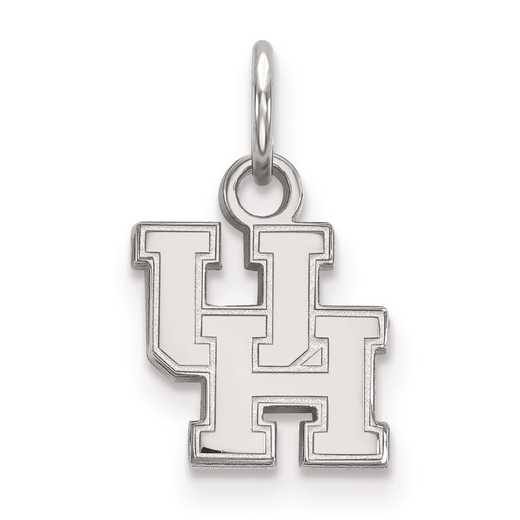 SS001UHO: SS LogoArt University of Houston XS Pendant