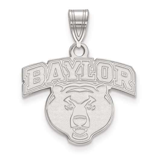 SS024BU: SS LogoArt Baylor University Medium PEND