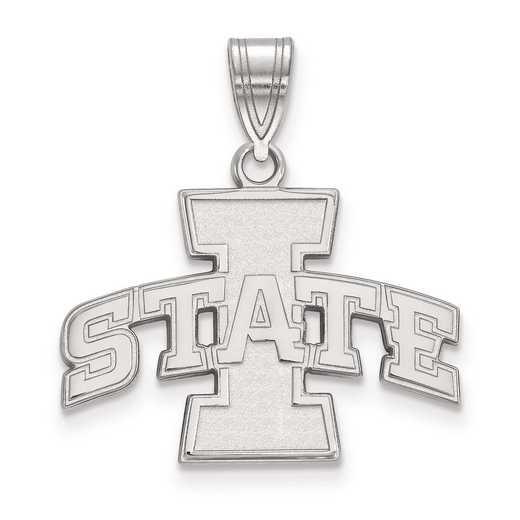 SS003IAS: SS LogoArt Iowa State University Medium PEND