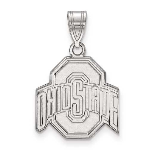 SS003OSU: SS LogoArt Ohio State University Medium PEND