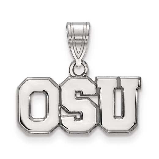 SS082OSU: SS LogoArt Ohio State University Medium PEND