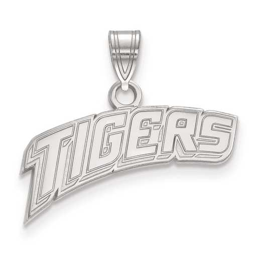 SS077LSU: SS LogoArt Louisiana State University Small Pendant