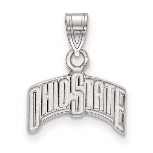 SS067OSU: SS LogoArt Ohio State University Small Pendant