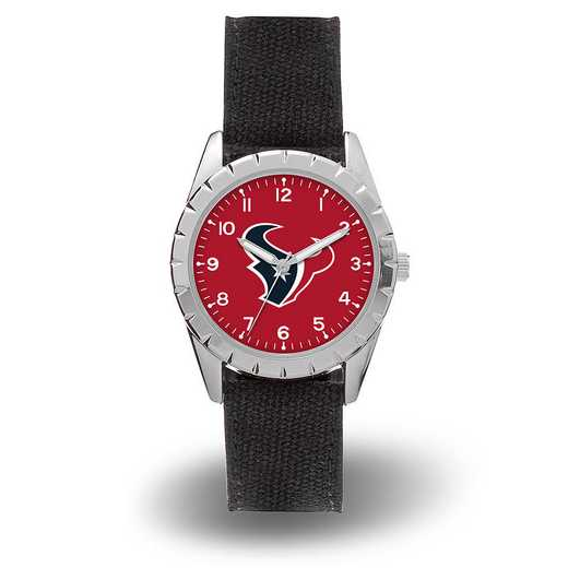 WTNKL0601: TEXANS SPARO NICKEL WATCH