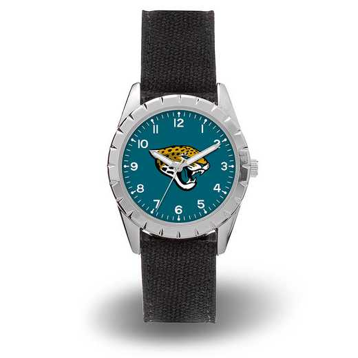 WTNKL0901: JAGUARS SPARO NICKEL WATCH