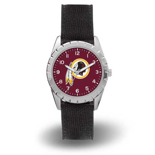 WTNKL1002: REDSKINS SPARO NICKEL WATCH
