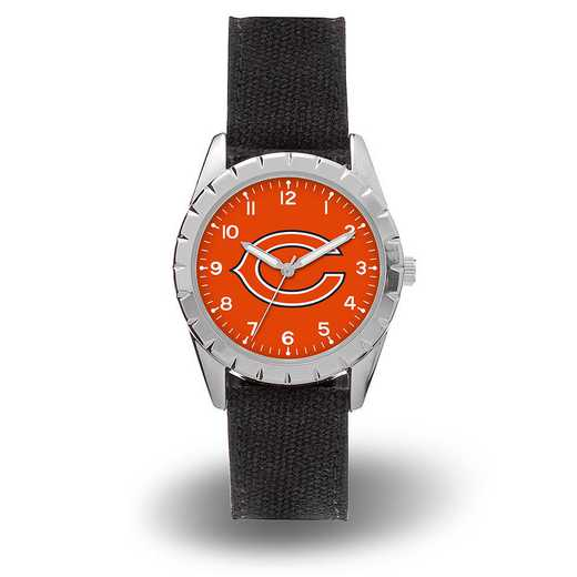 WTNKL1201: BEARS SPARO NICKEL WATCH