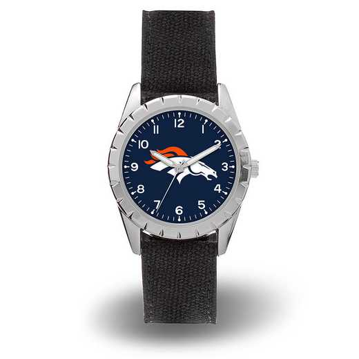WTNKL1601: BRONCOS SPARO NICKEL WATCH