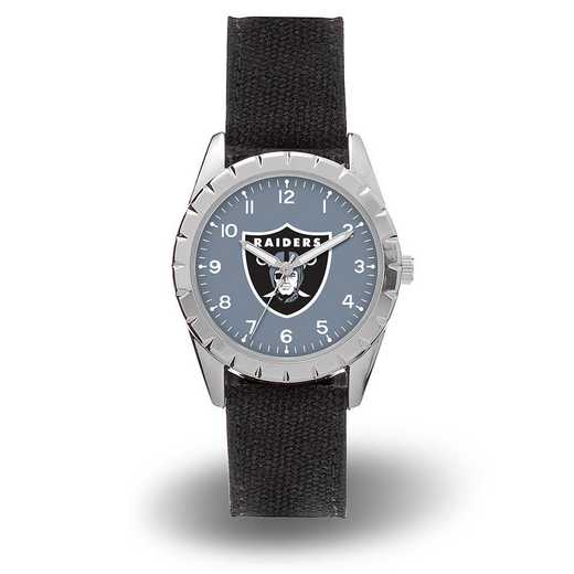WTNKL1701: RAIDERS SPARO NICKEL WATCH