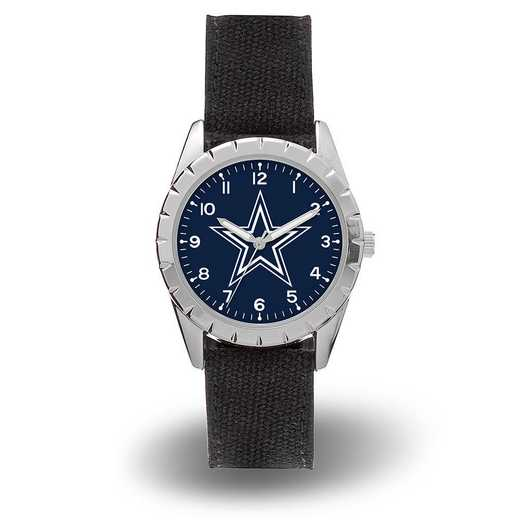 WTNKL1801: COWBOYS SPARO NICKEL WATCH