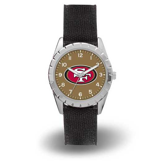 WTNKL1901: 49ERS SPARO NICKEL WATCH