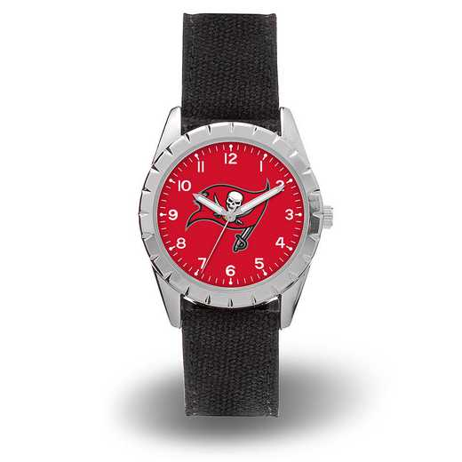 WTNKL2101: BUCCANEERS  SPARO NICKEL WATCH