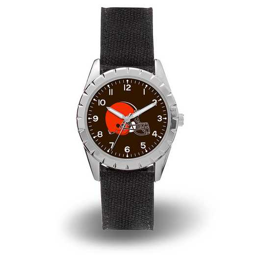 WTNKL2801: BROWNS SPARO NICKEL WATCH