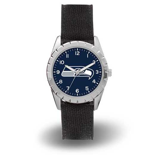 WTNKL2901: SEAHAWKS SPARO NICKEL WATCH