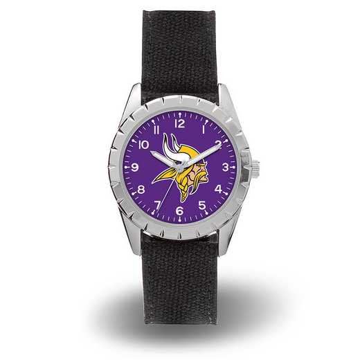 WTNKL3101: VIKINGS SPARO NICKEL WATCH