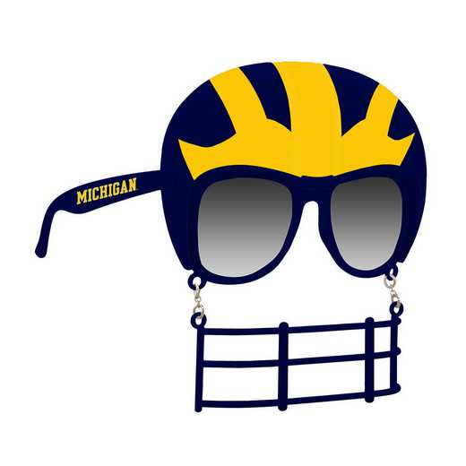 SUN220002: MICHIGAN NOVELTY SUNGLASSES