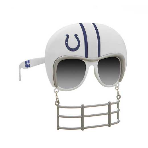 SUN2601: COLTS NOVELTY SUNGLASSES