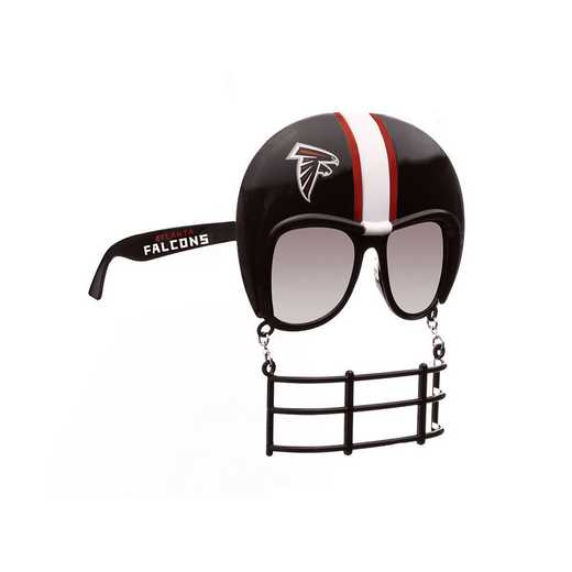 SUN2001: FALCONS NOVELTY SUNGLASSES