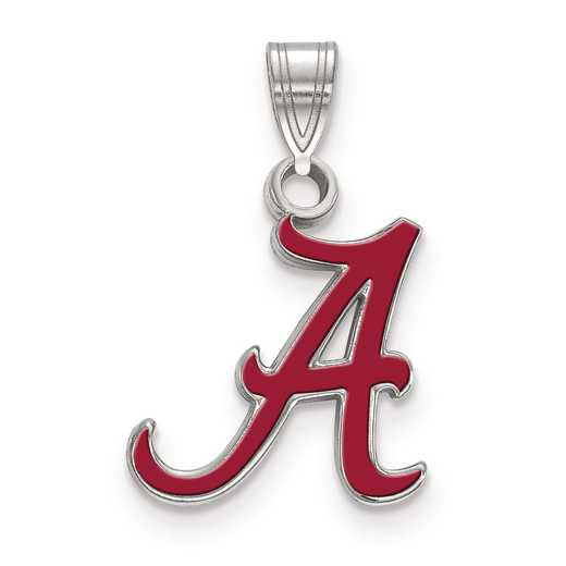 SS031UAL: S S LogoArt University of Alabama Small Enamel Pend