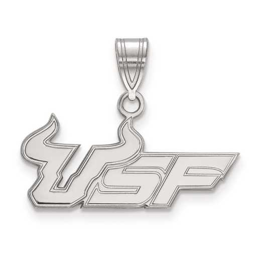 SS015USFL: SS LogoArt University of South Florida Medium PEND