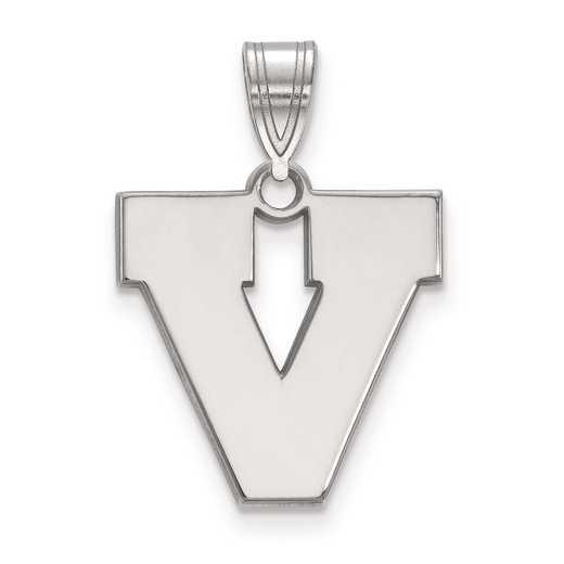 SS045UVA: SS LogoArt University of Virginia Medium PEND