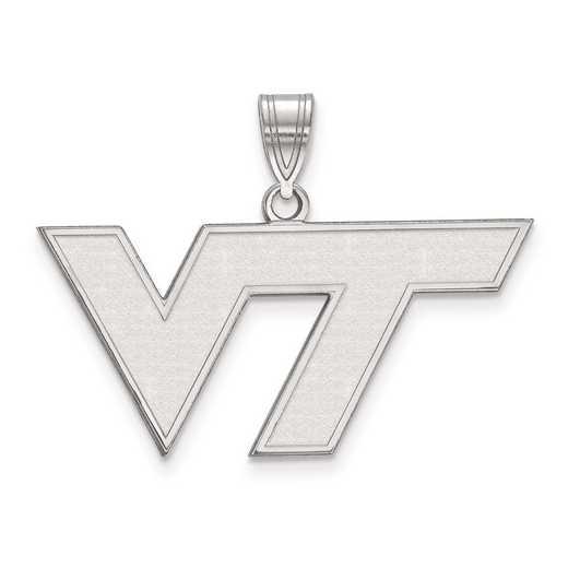 SS003VTE: SS LogoArt Virginia Tech Medium PEND