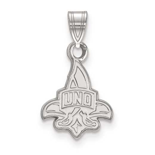 SS001UNO: SS LogoArt University of New Orleans Small PEND