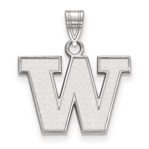 SS002UWA: SS LogoArt University of Washington Small PEND