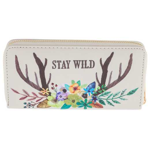 KA302411: Karma LARGE WALLET DEER (S19)