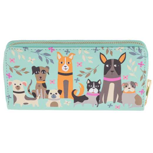 KA302422: Karma LARGE WALLET DOG (S19)