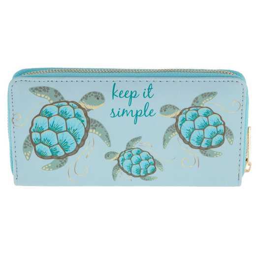 KA302475: Karma LARGE WALLET SEA TURTLE (S19)