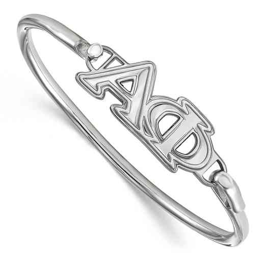 Alpha Phi Sterling Silver Bangle